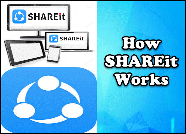 How SHAREit Works